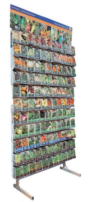 De Ree Uk Veg & Herb Seeds Collection