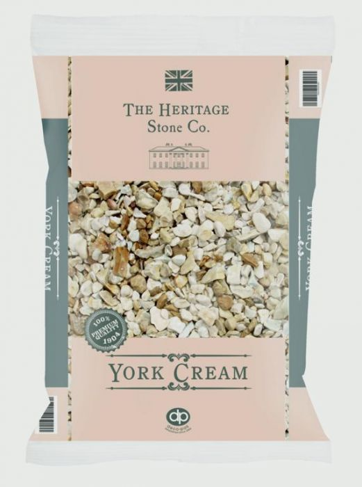 Deco-Pak York Cream Aggregate Maxpak