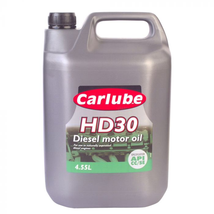 Carlube Hd30 Diesel Motor Oil 1 Gallon
