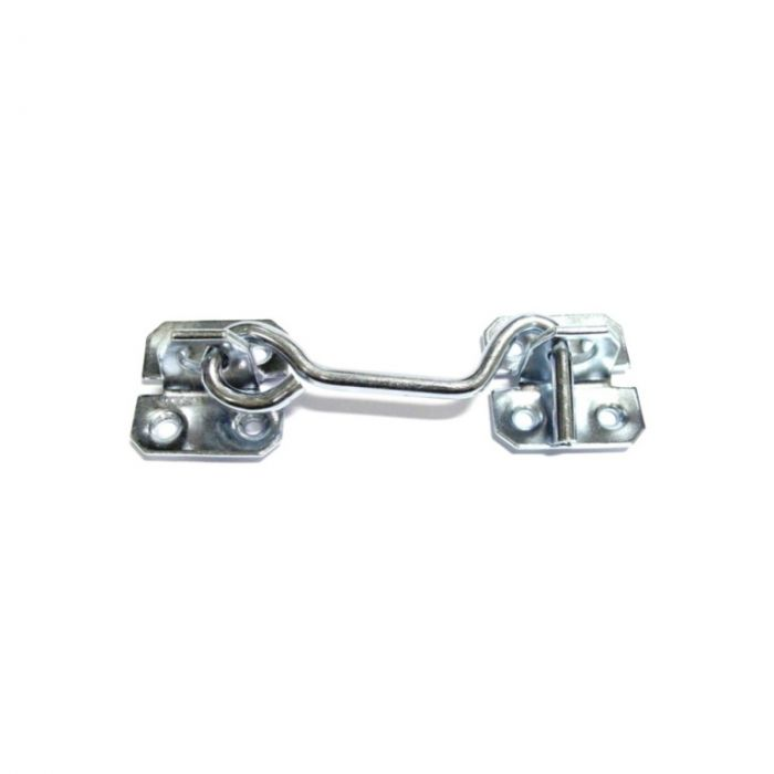 Securit Wire Cabin Hook Zinc Plated 100Mm