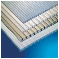 Corotherm Clear Twinwall Sheet 3M X 700 X 10Mm