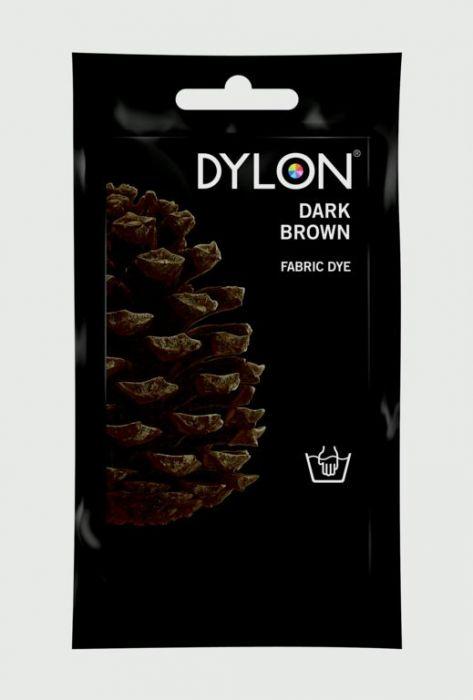 Dylon Hand Dye Sachet (Nvi) 11 Dark Brown