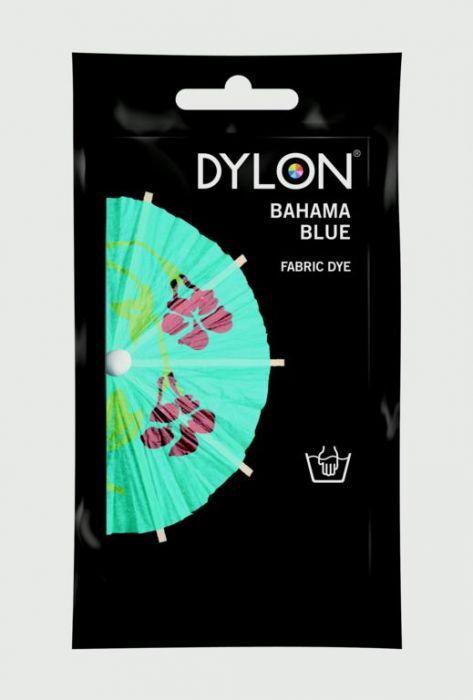 Dylon Hand Dye Sachet (Nvi) 21 Bahama Blue