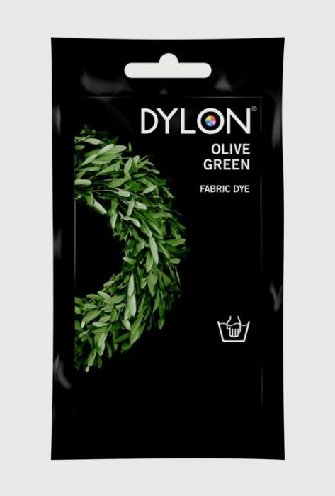 Dylon Hand Dye Sachet (Nvi) 34 Olive Green