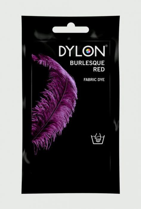 Dylon Hand Dye Sachet (Nvi) 51 Burlesque Red