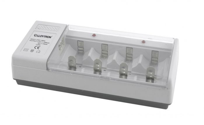 Lloytron Universal Battery Charger