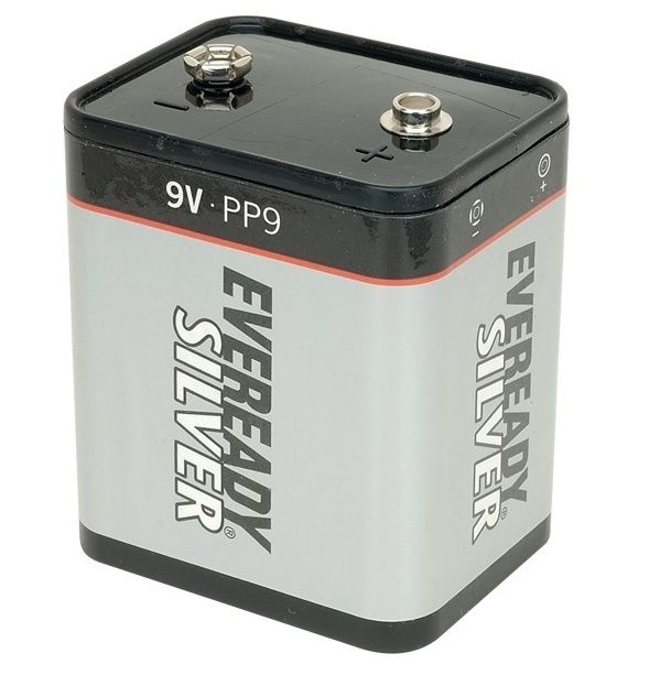 Eveready Pp9 Transistor Battery 9V