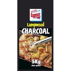 Fuel Express Lumpwood Charcoal 5Kg