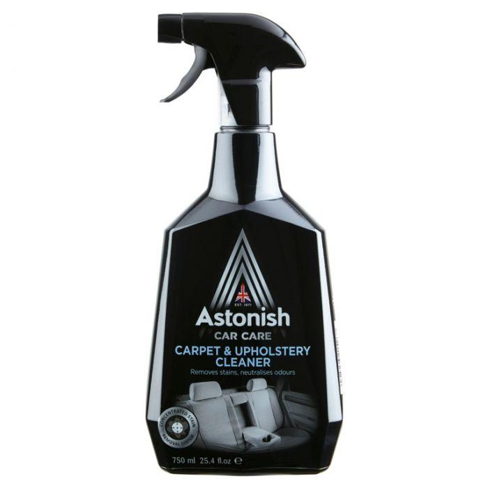 Astonish Carpet & Upholstery Cleaner 750Ml
