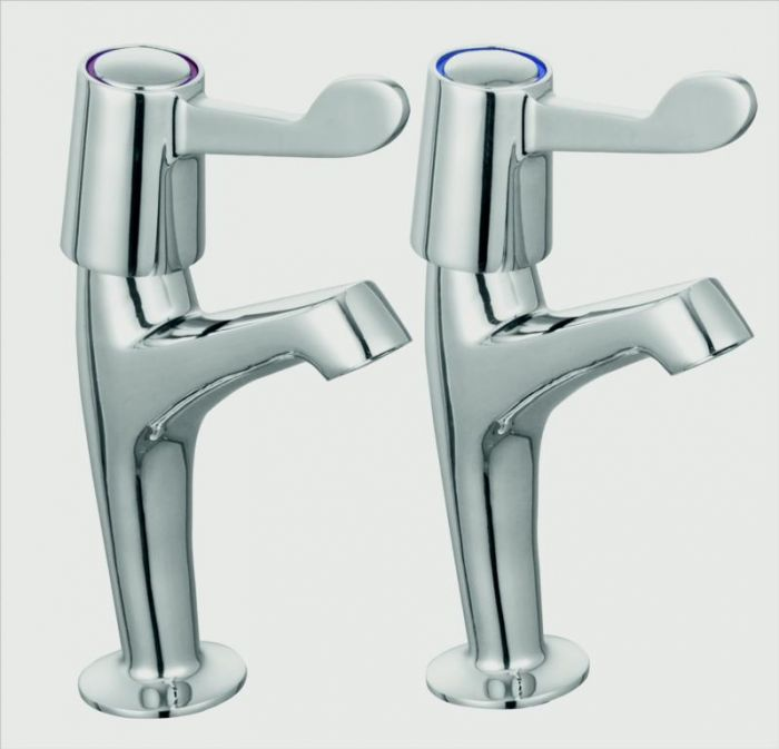 Sp Rhodes Lever Sink Taps H 166Mm W 118Mm D 43Mm