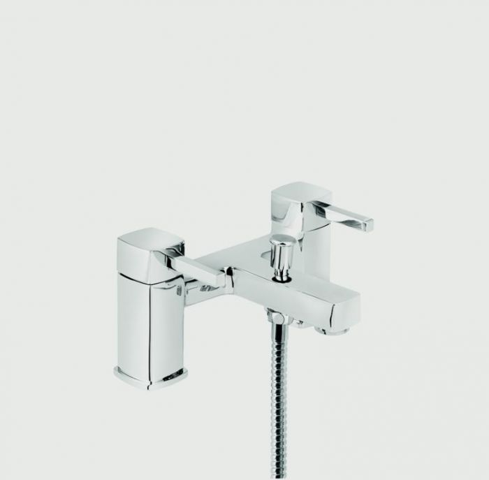 Sp Bela Bath Shower Mixer W 181Mm H 117Mm D 112Mm