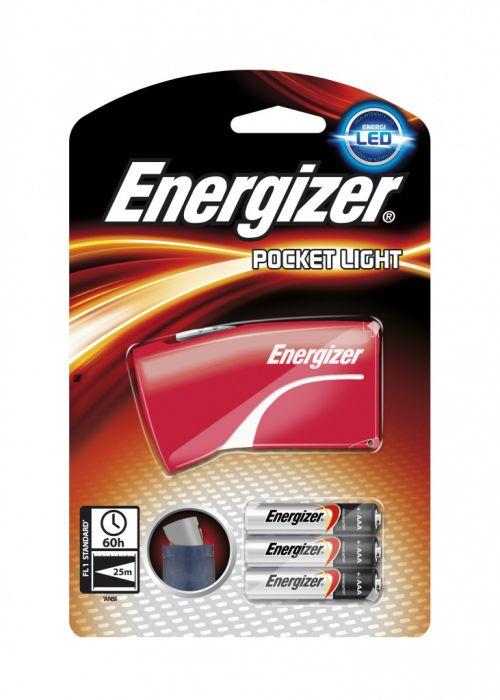 Energizer Pocket Flashlight With Battery