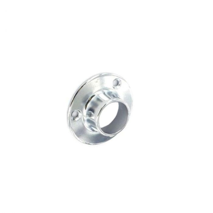 Securit End Sockets Chrome Plated (2) 19Mm