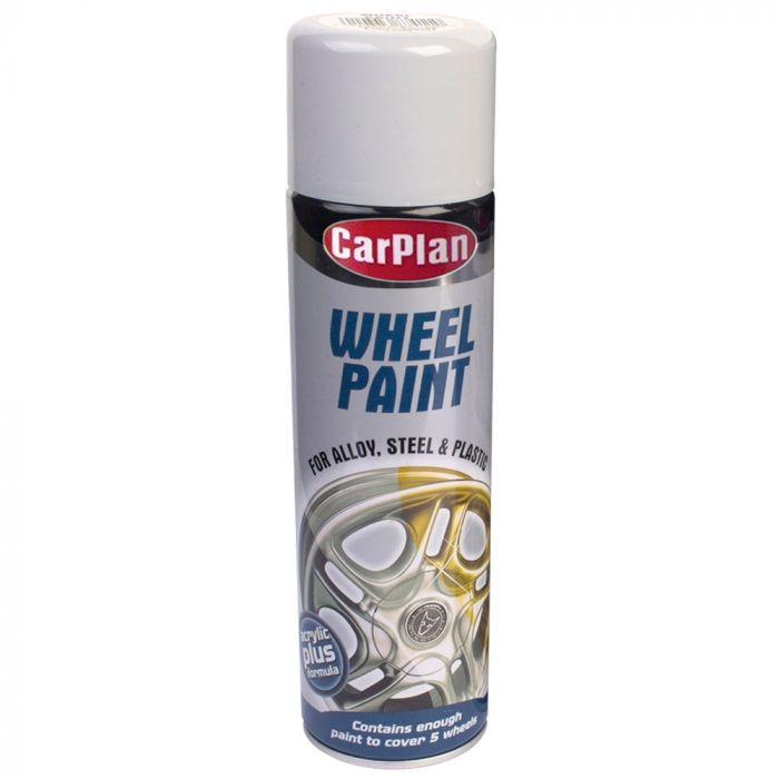 Carplan Wheel Paint Bright Silver 500Ml