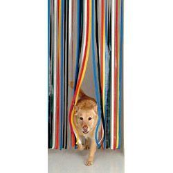 Holland Plastics Standard Pvc Strip Door Curtain 81 X 20