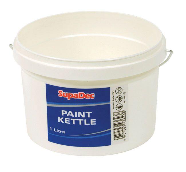 Supadec 1L Paint Kettle