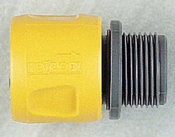Hozelock Flat Hose & Spiral Hose Adaptor