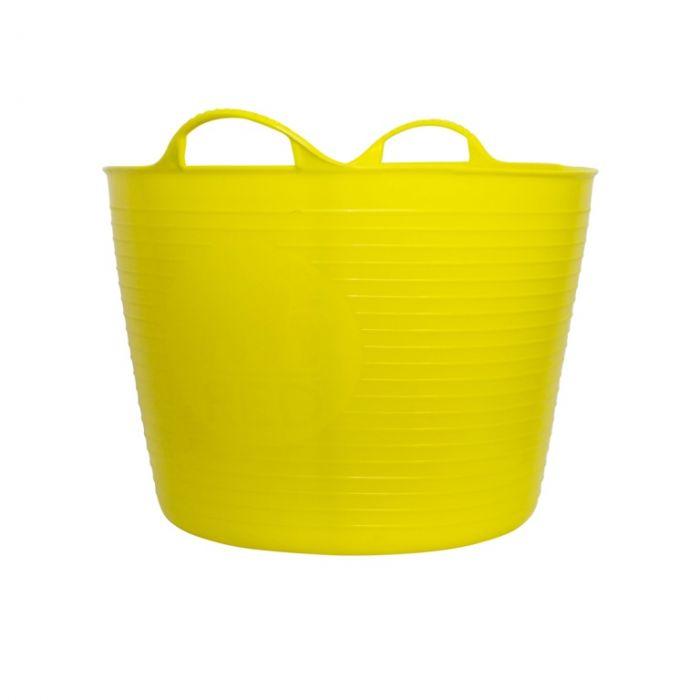 Red Gorilla Flexible Large Tub Yellow