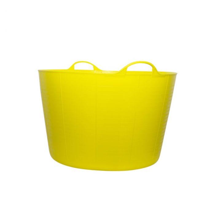 Red Gorilla Flexible Extra Large Tub Yellow