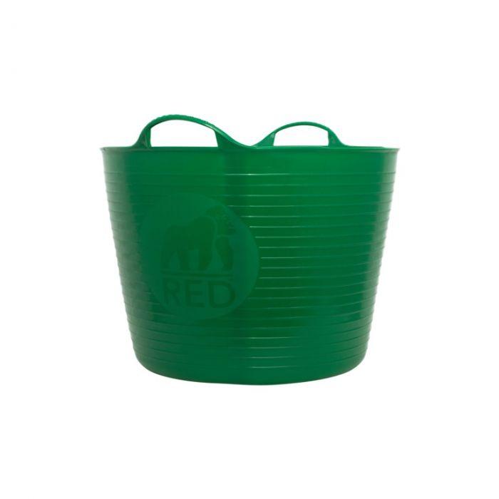 Red Gorilla Flexible Large Tub Green