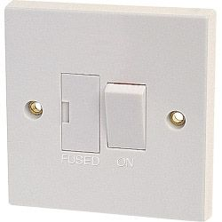 Dencon 13A Switched Fused Spur To Bs1363 Bubble Packed