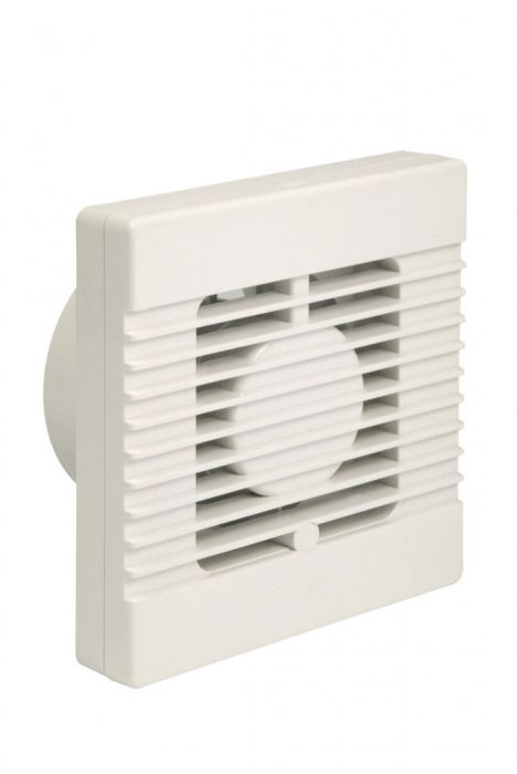 Manrose Vent Timer + Extractor Fan 4