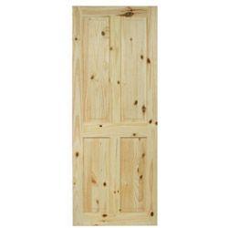 Lpd Doors Knotty Pine Victorian 4 Panel Door 78 X 28 X 35Mm