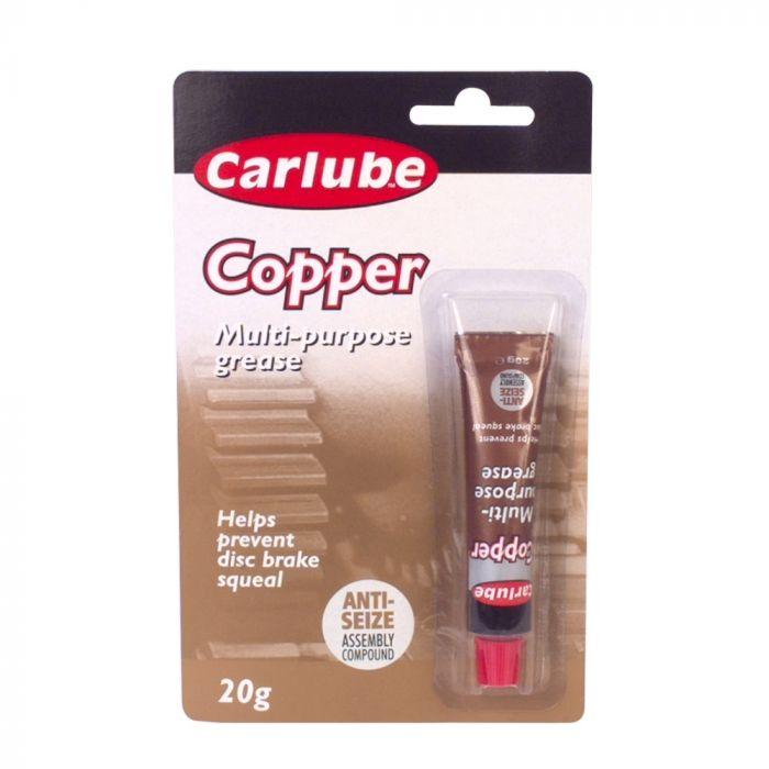 Carlube Copper Multi-Purpose Grease 20G