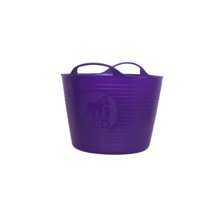 Red Gorilla Flexible Small Tub Purple