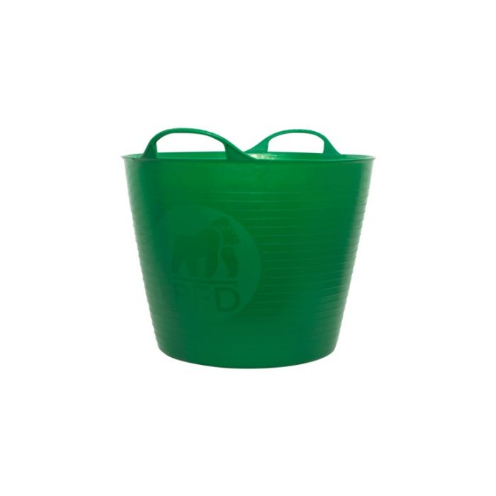 Red Gorilla Flexible Medium Tub Green