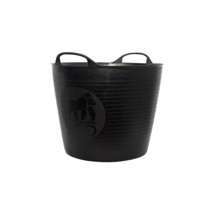 Red Gorilla Flexible Medium Tub Black