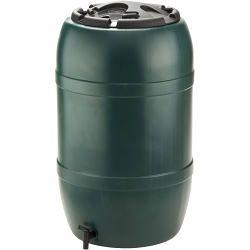 Ward Water Butt With Lockable Lid & Tap 210L Green