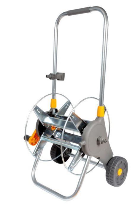 Hozelock Metal Hose Cart 60m (without hose)