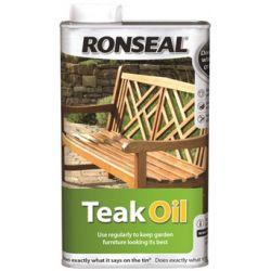 Ronseal Teak Oil 1L