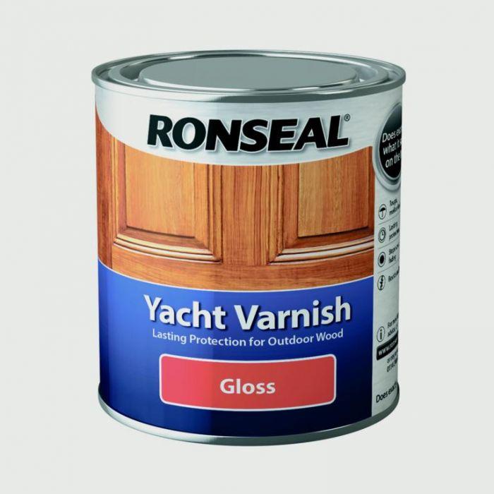Ronseal Yacht Varnish Gloss 500ml