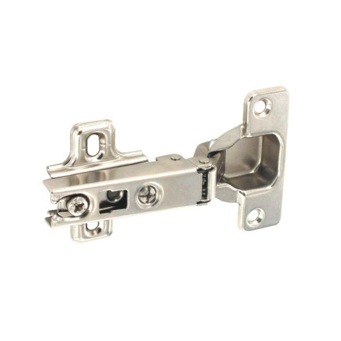 Securit Concealed Hinges Sprung Zinc Plated (Pair) 35mm