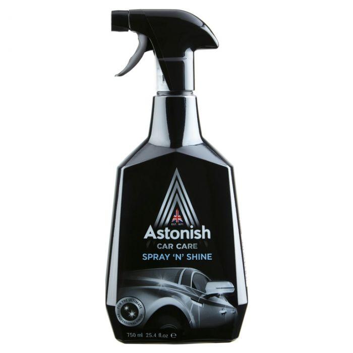 Astonish Spray 'N' Shine 750ml