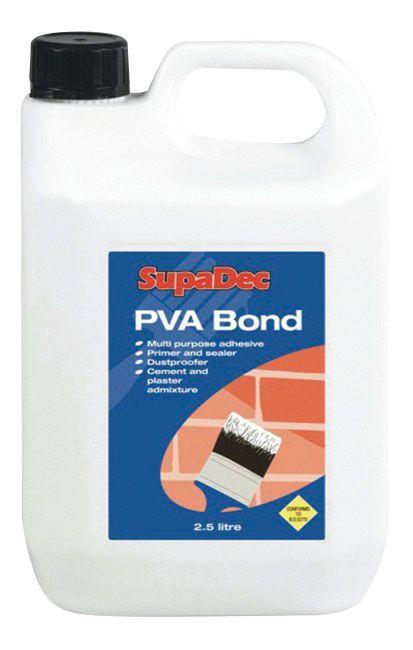 SupaDec PVA Bond 2.5L