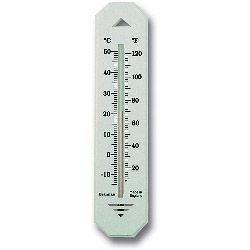 Brannan Short Wall Thermometer Plastic