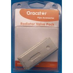 Oracstar Radiator Bracket Pack 4