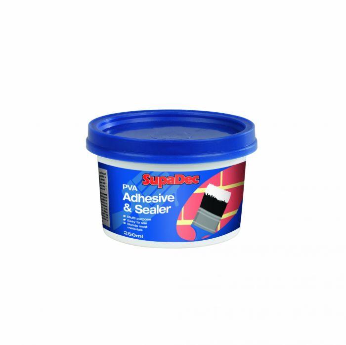 SupaDec PVA Adhesive & Sealer 250ml