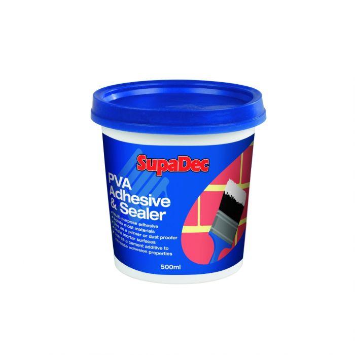 SupaDec PVA Adhesive & Sealer 500ml