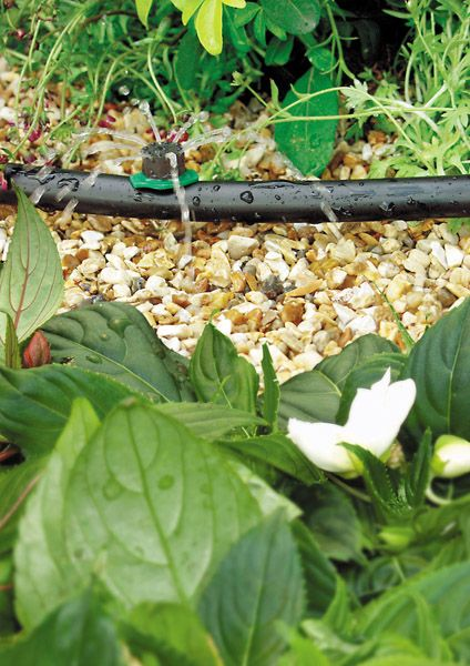 Hozelock 0-40 lph Adjustable Mini Sprinkler (Contains 10)