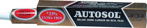 Granville Autosol Paste 100g Tube