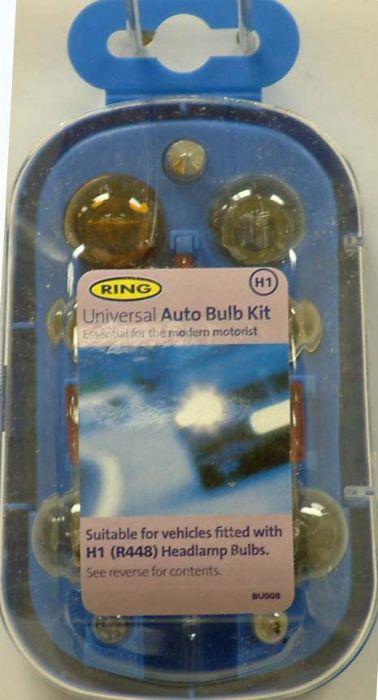 Ring Halogen Bulb Kit 448EQ