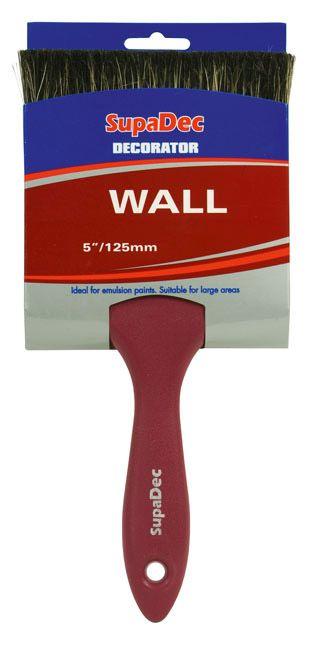 SupaDec Decorator Wall Brush 4/100mm