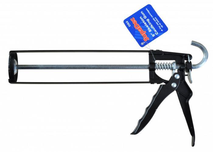 SupaDec Skeleton Caulking Gun 9