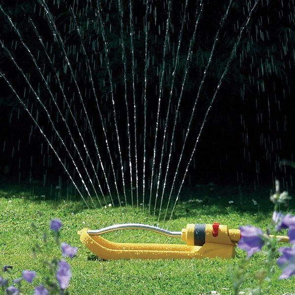 Hozelock Rectangular Sprinkler Plus 20 Jet 260m�