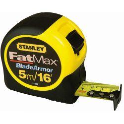 Stanley FatMax Blade Armor Metric/Imperial Tape Length: 5m (16ft) x Width: 32mm