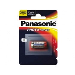 Panasonic Cr123 Lithium Camera Battery